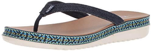 Skechers BOBS from Women's Bobs Sunkiss-Star Fish Sandal