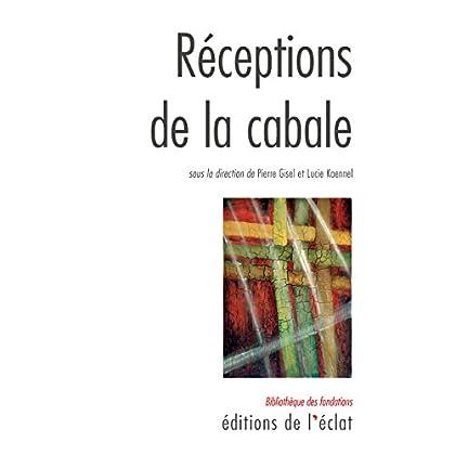 Réceptions de la cabale (Bibliothèque des Fondations)