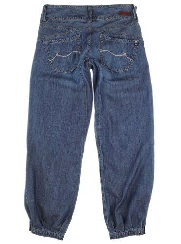 Roxy sofia rinse m-l jeans pour femme Bleu - Rinse