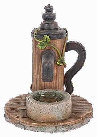 Vivid Arts Miniatur-Welt * * Holz Wasser Pumpe MW02–024