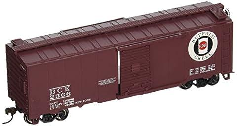 Bachmann Industries 40' Box Car - Buffalo Creek (HO Scale)