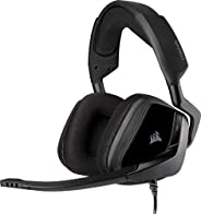 Corsair VOID ELITE Surround Cuffie Gaming con Microfono Omnidirezionale Ottimizzato, Audio 7.1 con PC, PS4, Xb