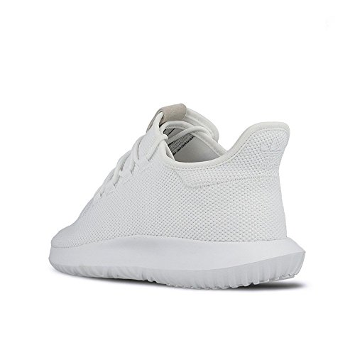 adidas Herren Tubular Shadow Sneaker Weiß (Footwear White/core Black/footwear White)