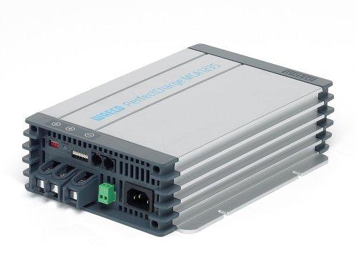 Dometic PerfectCharge MCA 1235, IU0U  Auto Batterie-Ladegerät, 12 V, 35 A, 3-Batterien gleichzeiti für KFZ, LKW, Wohnmobil, Boot
