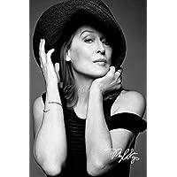 Meryl Streep unterzeichnet Foto Print–großartige Qualität–30,5x 20,3cm (A4) -