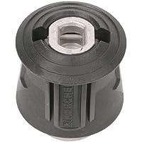 Spares2go - Unión de tuberías de alta presión para Karcher K2, K3, K4, K5, K6, K7