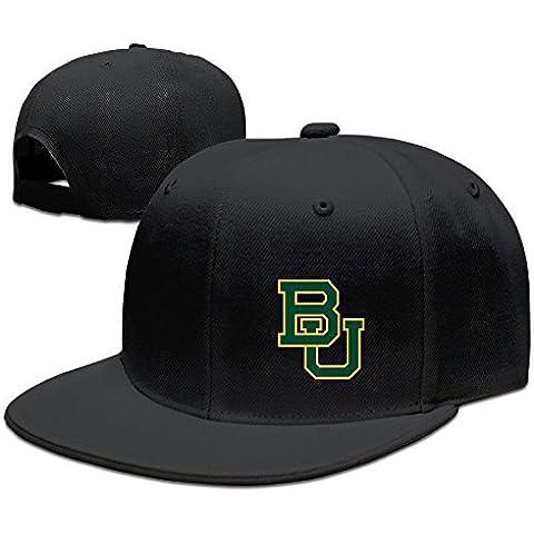 Outdoor Sports Hat - Baylor University Adjustable Baseball Cap For