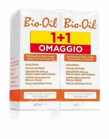 Perrigo Italia 69863 Bio Oil Olio Dermatologico, 2 x 60 ml