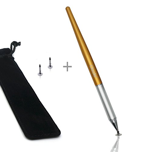 ciscle-disc-stylus-1pack-precise-disc-styli-with-2-replacement-disc-tips-for-capacitive-touch-screen