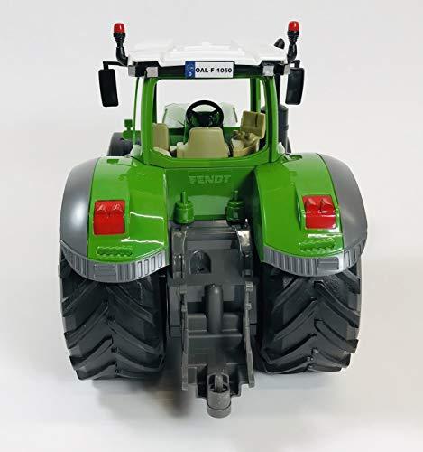 RC Auto kaufen Traktor Bild 3: BUSDUGA RC Ferngesteuerter Traktor FENDT 1050 Vario 1:16 - 2,4Ghz, inkl. Batterien - Sound - RTR (Ready-to-Run) Sofort Spielbereit - Lizenz NACHBAU*