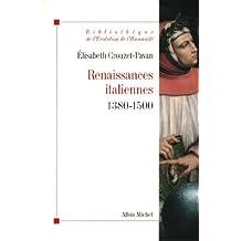 Renaissances italiennes (1380-1500)
