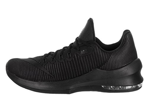 Nike Air Max Infuriate II, Chaussures de Basketball Homme Noir (Black/black-anthracite-metallic Dark Grey 001)