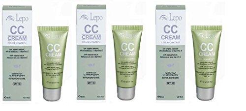 lepo-cc-cream-3-confezioni-da-30-ml-n1-natural-beige-idrata-protegge-dagli-uv-e-copre-le-imperfezion