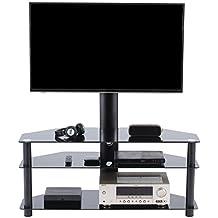 Soporte giratorio de pie TV con soporte de 32 a 65 pulgadas TV TW1002