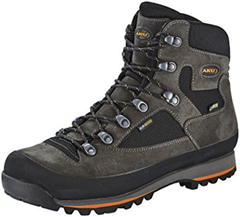 AKU Conero GTX Shoes Men Black/Grey Größe 44 2018 Schuhe
