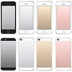 Apple iPhone SE Argent 32Go Smartphone Débloqué (Reconditionné)