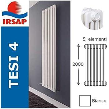 Termosifoni Irsap Tesi radiatore bianco Tesi 2 RT218001001IRNO ...