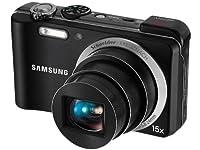 Samsung WB650 - Cámara Digital Compacta 14.2 MP (3 pulgadas LCD, 15x Zoo...