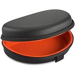 Auriculares caso Geekria para AKG bolsa de viaje y accesorios