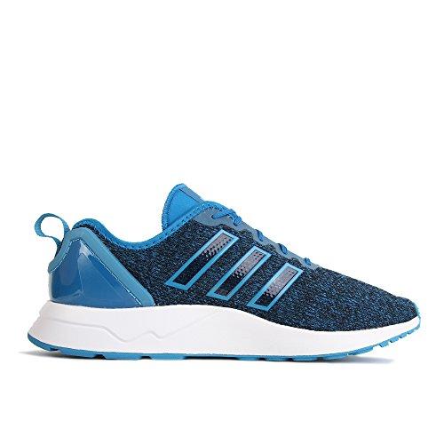 adidas ZX Flux ADV J Uniblue Craft Blue White Bleu