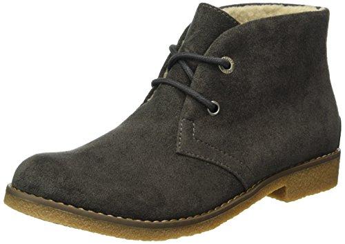 s.Oliver 26111, Desert Boots Femme Gris (Dark Grey 212)