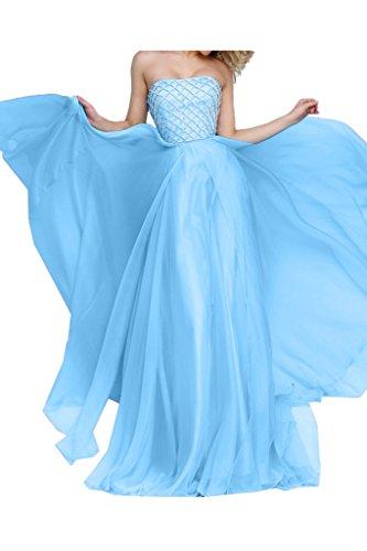 TOSKANA BRAUT - Robe - Trapèze - Femme Bleu