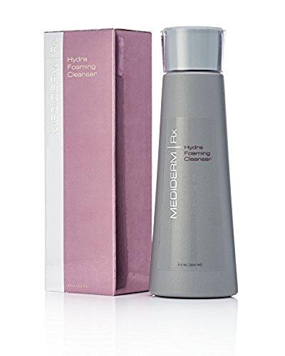 mediderm Hydra Schäumende Gesichtsreinigung alle Hauttypen, Gentle Face Wash entfernt Verunreinigungen, pflegt und schützt Ihre Haut für Damen und Herren. 7Unze (Shiseido Cleanser Gesicht)