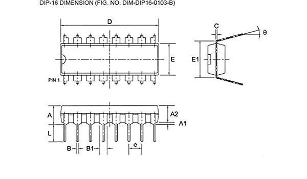 AST Works 3PCS SG3525 KA3525A SG3525A SMPS PWM Controller IC DIP