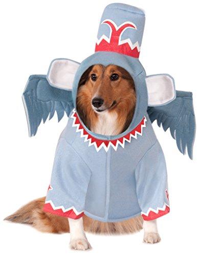 Kostüm Fliegen-Affe Zauberer von Oz (Affe Hund Kostüme Den Für)