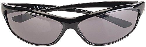 PEARL Fahrradbrille: Sonnenbrille Sydney mit UV-Schutz (Sportbrille)