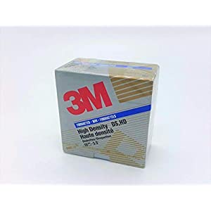"3M High Density DS HD 3.5"" Disks (10 Pack) …"