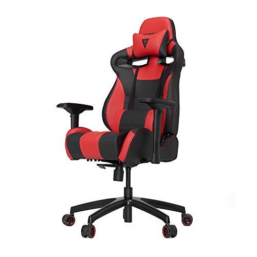 Vertagear S-Line SL4000 Gaming Chair Black/Red, Medium