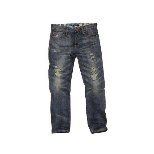 Jeans da uomo Quiksilver Matt Ador Denim Pant L
