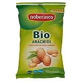 Bio Arachidi Noberasco 300g-  Arachidi Biologiche -Tostatura Lenta con Metodo Tradizionale 300G
