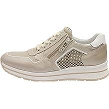 Giardini 805241 Sneakers Nero Scarpa Perl Donna Paradise YzqHXHwd