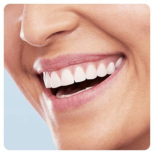 Oral- B PRO 2 2500 CrossAction Cepillo Eléctrico Recargable,  1 Negro Mango,  2 Modos Incluido Cuidado Encías,  1 Cabezales Recambio