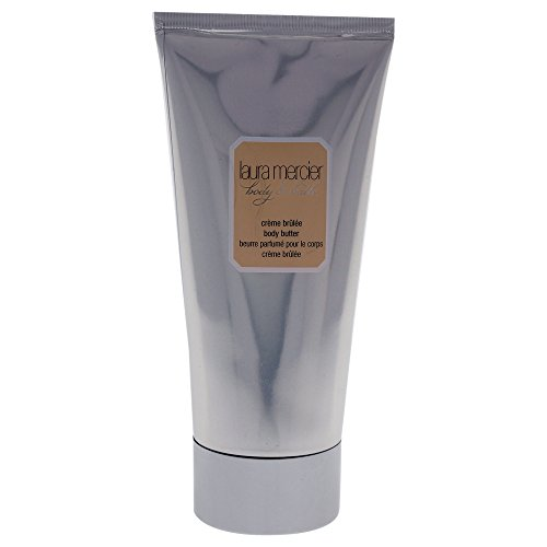 Laura Mercier Body und Bath Body Butter Crème Brulée Milk unisex, 1er Pack (1 x 170 ml) -