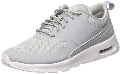 Nike Damen Wmns Air Max Thea Laufschuhe Grau (Wolf Grey/wolf Grey/white)