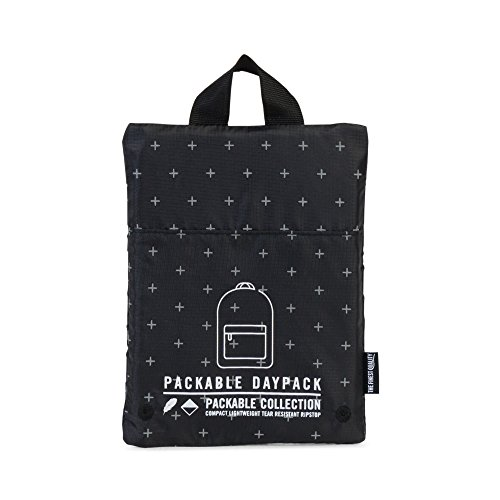 Herschel supply Co., zaino Pop Quiz, Jungle Blue (blu) - 10011-01056-OS Black Gridlock