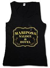Mariposa Saloon & Hotel Catalonia Mujer Camiseta Sin Mangas Women Tank Top Gym
