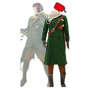 Hetalia: Axis Powers Cosplay Costume Uniforme Turquie
