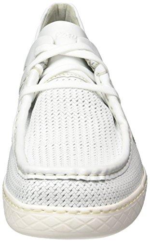 Sioux Grash.-h171-15, Mocassins (loafers) homme Weiß (Weiss)