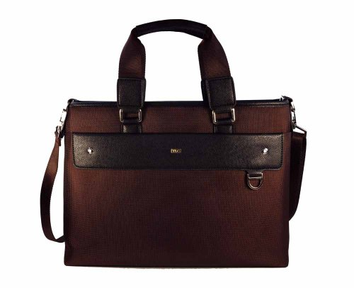 tlc-ladies-liza-13-inch-fashion-laptop-tablet-business-tote-bag-black-brown