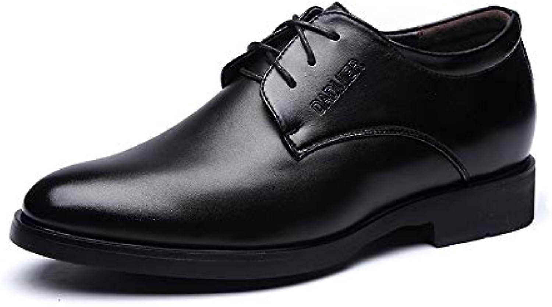 SRY-scarpe, Uomo, Mocassini Uomo, SRY-scarpe, Nero (Nero), 39.5 EU 0c1163