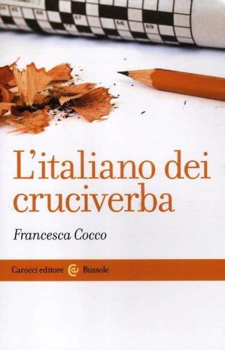 L'italiano dei cruciverba por Francesca Cocco
