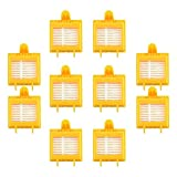 Machine-Ya - Set di 10 filtri HEPA per iRobot Roomba Series 700 760 770 772 774 775 776 780 782 785 786 790