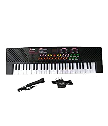 Best 54 Key Electronic & Musical Keyboard Piano (Black)