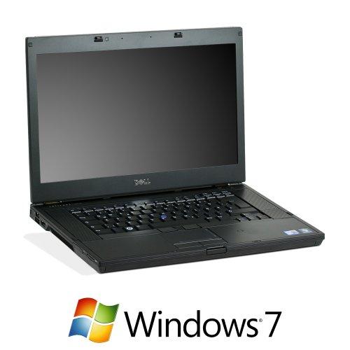 Dell Latitude E6510 15,6 Zoll Notebook (Core i5 2.4GHz 4GB RAM 320GB HDD DVD-RW Win 7)