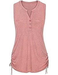 Tops Y Camisas Blusas Camisetas Grandes es Tallas Mujer Amazon 4ARUqw