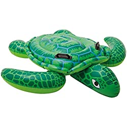 Intex - Tortuga hinchable acuática 150 x 127 cm - 57524NP